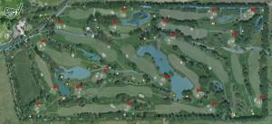 Corfu Golf Platzansicht